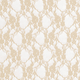 Champagne Stretch Lace Fabric
