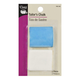 Dritz Tailor's Chalk Twin Pack - Blue & White