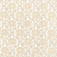 Champagne Raschel Lace Fabric