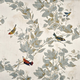 Heritage House Windsong Parchment Fabric