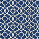 Waverly Lovely Lattice Lapis Fabric