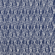 Waverly Strands Navy Fabric