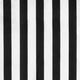 Black Wide Stripe Charmeuse Fabric