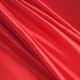 Red Stretch Charmeuse Fabric