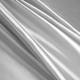 Silver Stretch Charmeuse Fabric