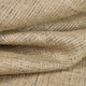 60 Inch Natural Burlap Fabric
