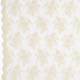 Champagne Chantilly Stretch Lace Fabric
