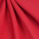 9 Oz Red Poly Spandex Fabric