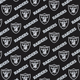 Oakland Raiders NFL Cotton Fabric