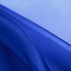 Royal Blue Crystal Organza Fabric