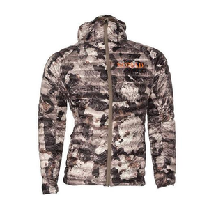 b6ccc6f6f3527 Nomad Men's Ultralight Water Resistant Insulated Down Hunting Hoodie -  Cervidae - L