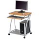 Acme Narana Computer Desk in Maple 00116