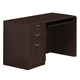 Acme Fair Oak Writing Desk in Espresso 04320