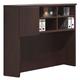 Acme Fair Oak Desk Hutch in Espresso 04322