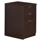 Acme Fair Oak 3-Drawer File Cabinet without Top in Espresso 04326