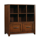Hooker Furniture Wendover Utility Bookcase Pedestal 1037-11304 SALE Ends Aug 19