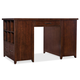 Hooker Furniture Wendover Utility Desk Complete (2 Bookcase Peds) 1037-11308 SALE Ends Nov 09
