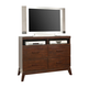 Acme Adel 4-Drawer TV Console in Espresso 11208