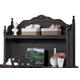 Homelegance Cinderella Bookshelf Hutch in Dark Cherry 1386NC-10