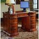 Hooker Furniture Brookhaven Knee-Hole Desk-Bow Front 299-10-301 SALE Ends Aug 16
