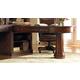 Hooker Furniture European Renaissance II Peninsula Desk Complete in Dark Rich Brown SALE Ends May 16