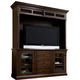 Universal Furniture Paula Deen Home Entertainment Console w/ Hutch in Molasses 193966