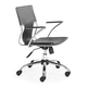 Zuo Modern Trafico Office Chair Black 205181