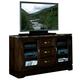 Standard Furniture Bella TV Console in Deep Brown 23626