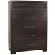 Pulaski Tangerine 330 Sable Drawer Chest SPECIAL