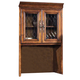 Samuel Lawrence Furniture Madison Door Hutch in Traditional Cherry 4455-922T