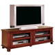 Coaster TV Console in Walnut 700609