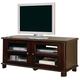 Coaster TV Console in Cappuccino 700610