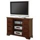 Coaster TV Stand in Dark Brown 700636