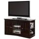 Coaster TV Console in Espresso 700657