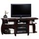 Coaster TV Console in Cappuccino 700659