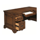 Aspenhome Centennial Computer Desk in Chestnut Brown I49-307