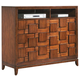 Homelegance Campton TV Chest in Cherry 836C-11