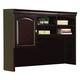 Acme Cape Desk Hutch in Espresso 92030