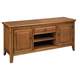 Hammary Antigua Single-Drawer Entertainment Unit in Toasted Almond 931-585