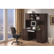 Acme Fair Oak Office Desk and Hutch Set