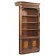 Aspenhome Napa Central Bookcase in Cherry I74-336