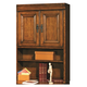 Aspenhome Centennial Door Hutch in Chestnut Brown I49-342