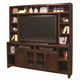 Aspenhome Essentials Lifestyle Entertainment Wall in Cherry CL1036EW-CHY