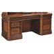 Aspenhome Napa Credenza Desk in Cherry I74-322