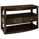 Standard Furniture Spencer TV Console in Brown