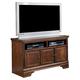 Hamlyn Medium TV Stand in Dark Brown