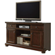 Porter Rustic TV Stand in Cappuccino