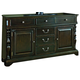 Paula Deen Home Savannah Entertainment Console in Tobacco SPECIAL