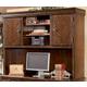 Hamlyn Home Office Tall Desk Hutch H527-49