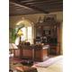 Aspenhome Napa Home Office Executive Desk Set in Cherry